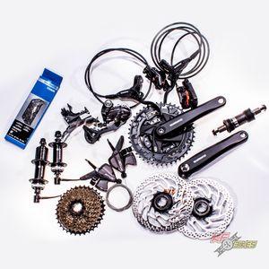 grupo-kit-shimano-m-370-hidraulico