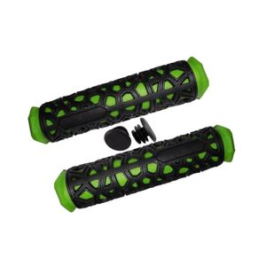manopla-para-bike-mtb-mountain-bike-g-106-preta-e-verde-130mm