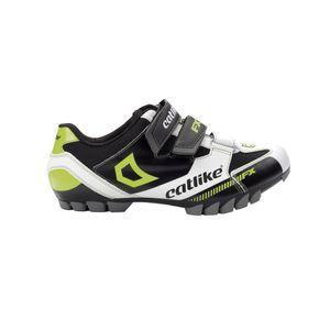 sapatilha-para-ciclismo-catlike-scheme-mtb-preta-branca-verde