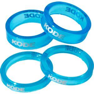 espacador-de-direcao-kode-em-acrilico-azul-4-pecas