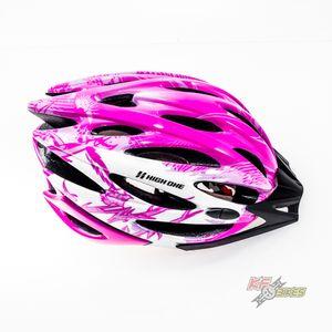 capacete-high-one-28-a-25-branco-e-rosa-com-aba-para-ciclista-mtb