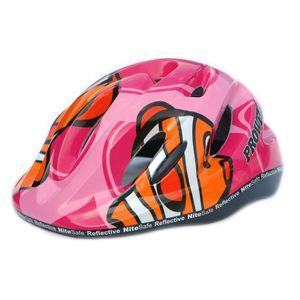 capacete-para-ciclista-infantil-para-meninas-prowell-c-42-rosa-e-laranja