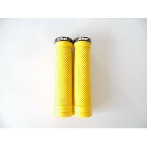 manopla-para-bicicleta-marca-hupi-roots-amarela