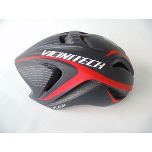 capacete-para-ciclista-vicinitech-flash-aerodinamico-preto-com-vermelho