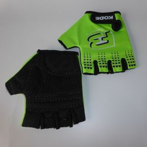 luva-para-ciclista-kode-noban-grip-verde