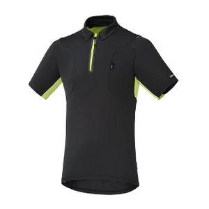 camisa-shimano-polo-shirt-preta-com-verde-g