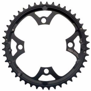 coroa-shimano-m-540-preto-em-aluminio