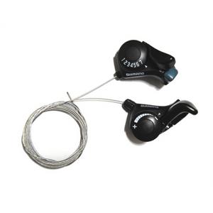 trocador-shimano-tx-30-7-velocidades-preto-com-cabos