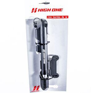 bomba-para-bicicleta-high-one-com-manometro-preta-telescopica-em-aluminio