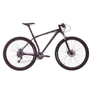 bicicleta-sense-impact-pro-tamanho-17-preto-com-vermelho-modelo-2017