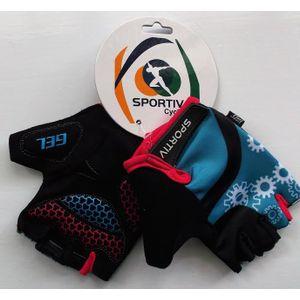 luva-feminia-sportiv-407-azul-comrosa