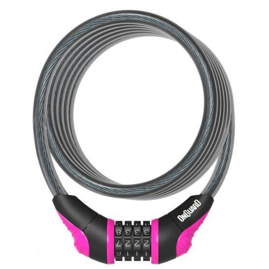 cadeado-de-alta-qualidade-para-bicicleta-onguard-8169-linha-neons-rosa