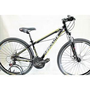 bicicleta-absolute-aro-29-tamanho15-preta-com-amarelo