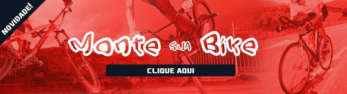 Monte sua Bike