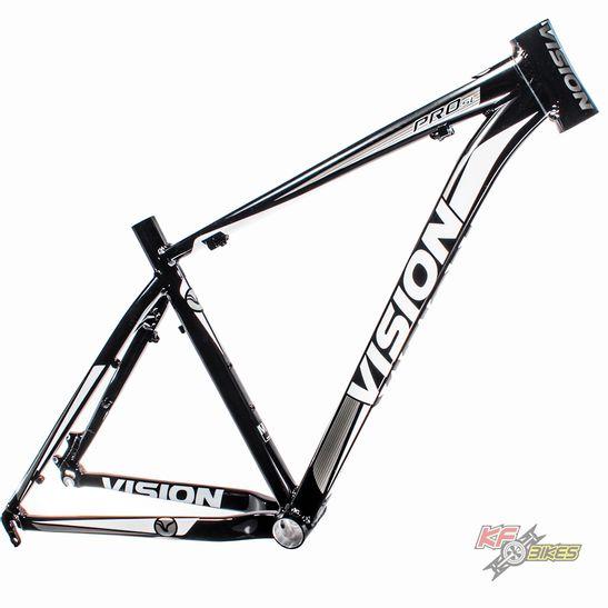 quadro-de-bike-vision-pro-sl-preto-com-cinza