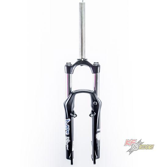 suspensao-dirt-para-freeride-mecanica-com-pino-v-brake-preta-fosco