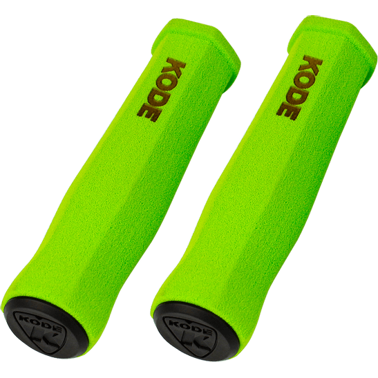 manopla-para-bicicleta-kode-espuma-neoprene-verde