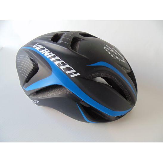 capacete-para-ciclista-vicinitech-flash-aerodinamico-preto-com-azul