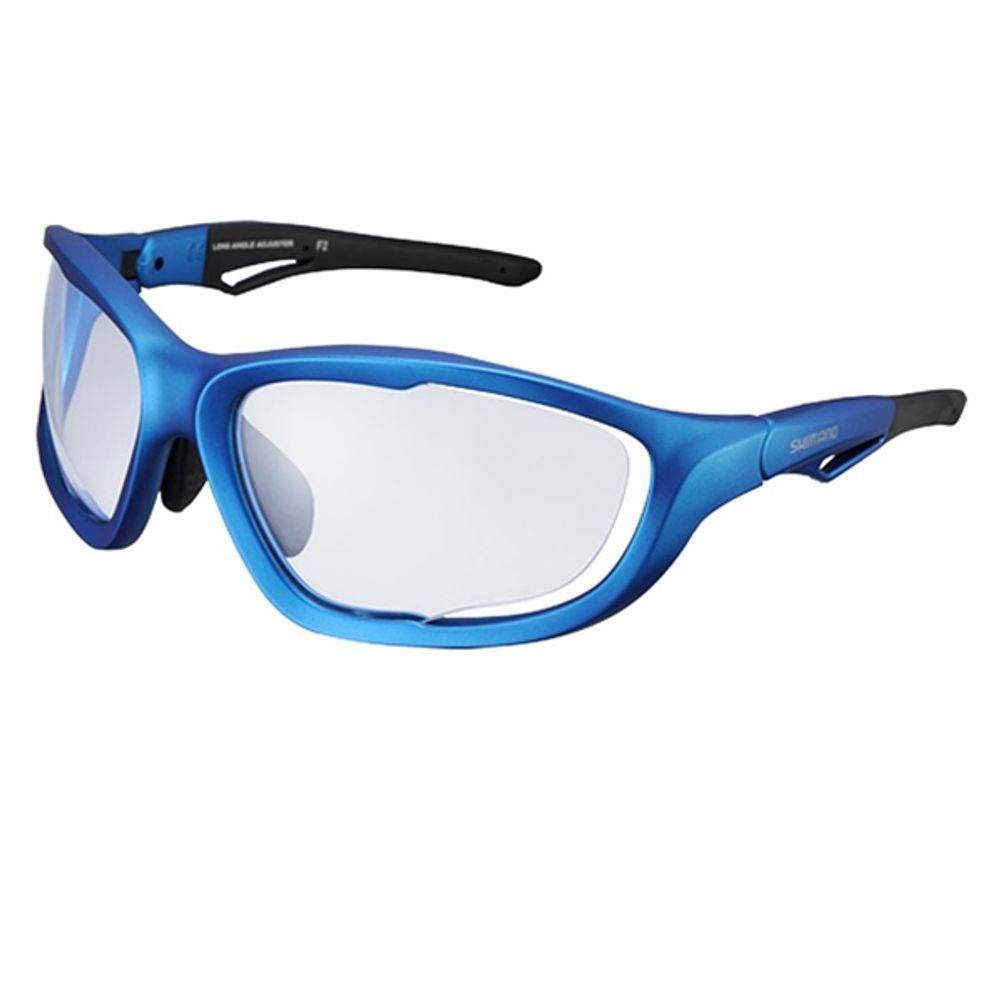 4455cc194 Óculos Shimano CE-S60X-PH Azul com lente fotocromática - kfbikes