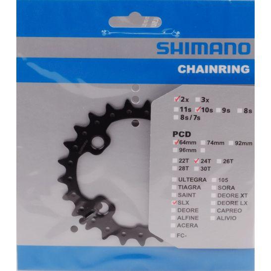 coroa-shimano-slx-m675-24-dentes-pcd-64mm-engrenagem-mtb