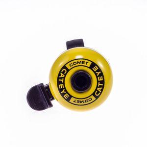 campainha-para-bicicleta-cateye-pb-200-comet-amarela-de-qualidade