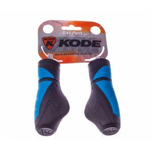 manopla-ergonomica-preta-com-azul-kode-para-bicicleta