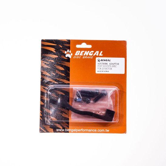 adaptador-para-freio-disco-bengal-preto-203mm-dianteiro-post-mount
