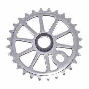 engrenagem-prata-para-bike-bmx-28-dentes