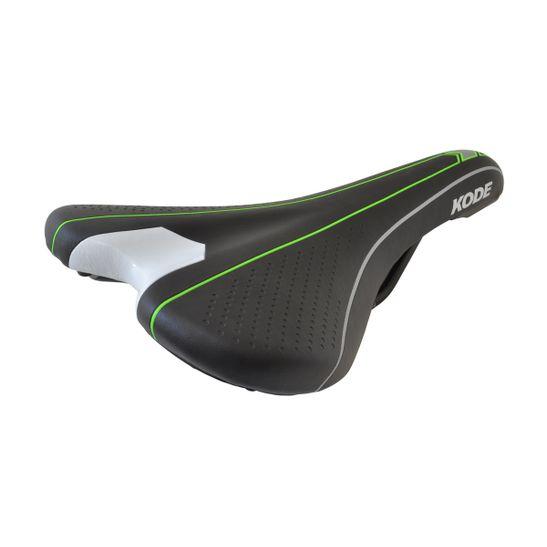 selim-para-bicicleta-modelo-kode-2017-nao-vazado-preto-com-verde