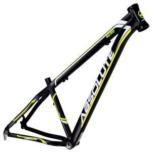 quadro-absolute-nero-aro-29-preto-com-amarelo-neon