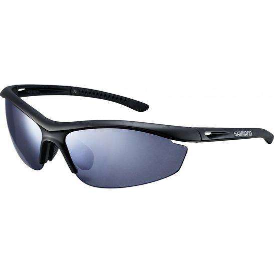 Óculos Shimano CE S20R preto com lentes Hidrofóbicas - kfbikes a84f60f8dc