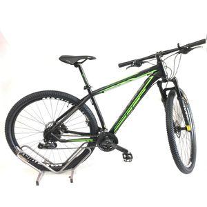 bicicleta-lotus-scorpion-29-preta-com-verde