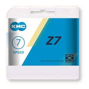 corrente-kmc-z7-velocidades