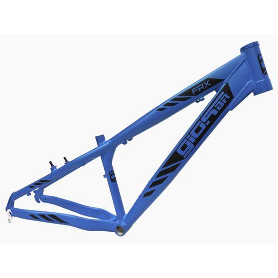 quadro-gios-frx-para-freeride-azul-com-preto