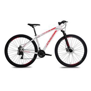 bicicleta-oggi-hacker-sport-branco-com-vermelho