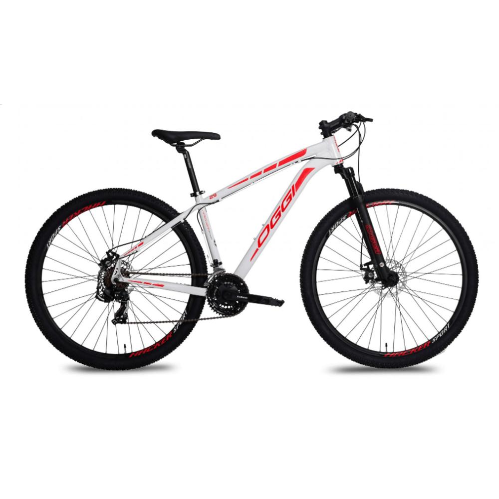 cfe1d3a7d Bicicleta Oggi aro 29 - Hacker Sport tamanho 15.5 - KF Bikes - kfbikes