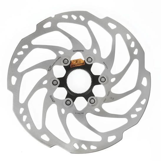 rotor-shimano-rt70-203mm-slx-modelo-novo-kfbikes