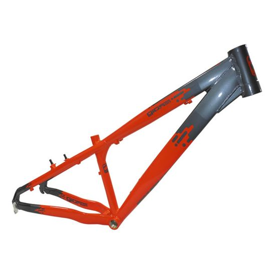 quadro-gios-frx-duas-cores-grafite-com-laranja-kfbikes