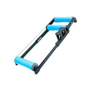 Rolo-de-treino-Absolute-para-bicicletas-azul-com-preto