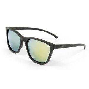 Oculos-de-sol-hupi-modelo-paso-preto-com-lentes-verde-espelhadas-e-protecao-uv