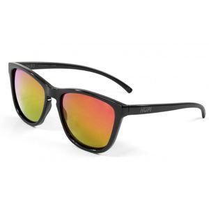 oculos-de-sol-da-marca-hupi-modelo-paso-com-armacao-preta-e-lentes-vermelhas-e-espelhadas-estilo-casual-de-uso-no-dia-a-dia