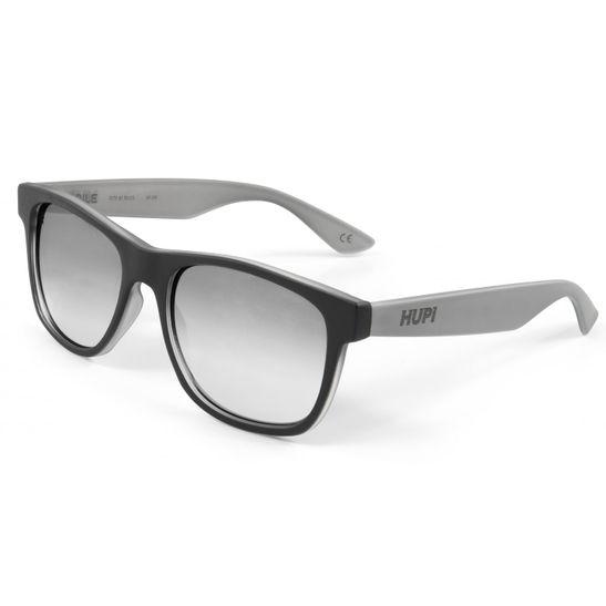oculos-de-sol-com-pretecao-uv-400-com-armacao-preta-e-cinza-e-lentes-pratas-espelhadas