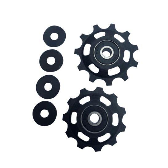 roldana-para-cambio-de-bicicleta-speed-mtb-mountain-bike-marca-ictus-vazada-leve-para-10-e-11-velocidades-na-cor-preta-com-rolamentos