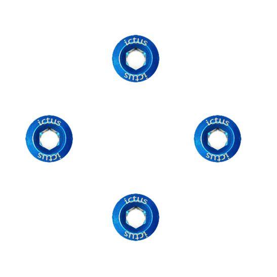 4-parafusos-para-coroa-de-pedivela-da-marca-ictus-na-cor-azul-metalico-leves