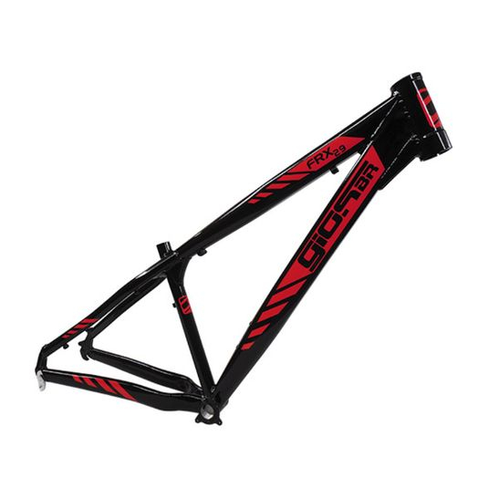 Quadro-para-bicicletas-free-ride--e-moutain-bike-aro-29-tamanho-15.5-na-cor-preto-com-vermelho-marca-gios-modelo-frx