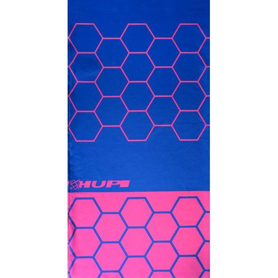 bandana-feminina-hupi-modelo-colmeia-na-cor-azul-e-rosa