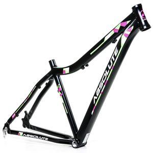quadro-para-bicicleta-feminina-moutain-bike-mtb-marca-absolute-na-cor-preta-com-grafismo-branco-e-rosa-modelo-novo