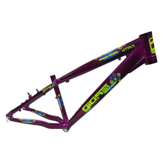 quadro-para-bike-ro-26-freeride-marca-gios-modelo-4trix-na-cor-roxo-com-amarelo-e-azul