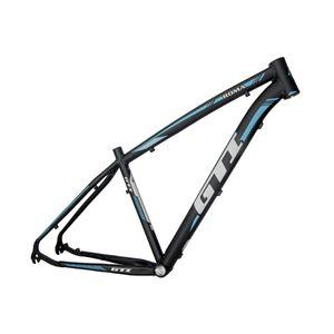quadro-para-bicicleta-mtb-aro-29-marca-gti-modelo-roma--preto-com-azul-e-branco
