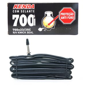 camara-speed-aro-700-com-selante-antifuro-23-25-valvula-presta-fina-kenda
